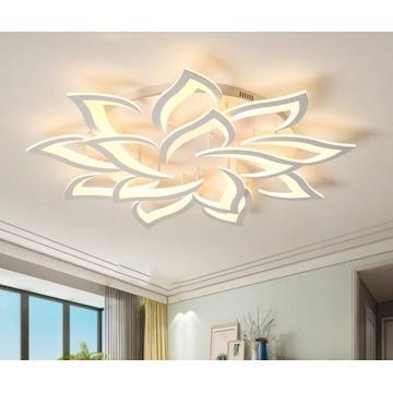 Żyrandol LED PLAFON Lampa Sufitowa Nowoczesna