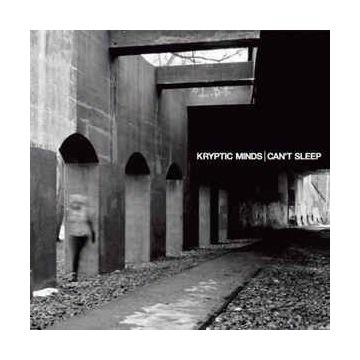 Kryptic Minds - Can't Sleep (CD) - Dubstep