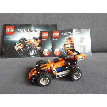 Lego Technic 9390 2w1 pojazd