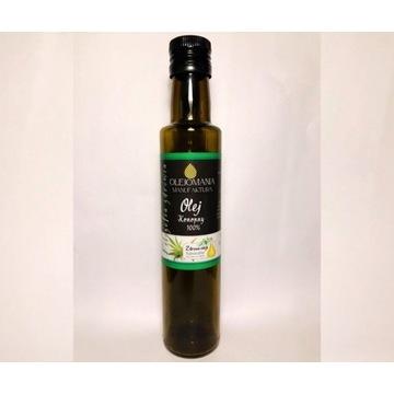 Olej konopny nierafinowany 100 ml