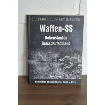 Elitarne oddziały Hitlera Waffen-SS Hohenstaufen