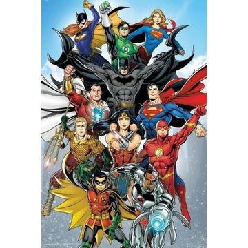 Plakat DC Comics - Rebirth 61,5x91