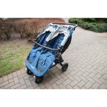 Wózek Baby jogger City mini gt double - bliźniacz
