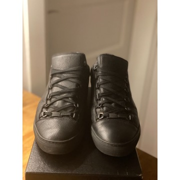Balenciaga Arena Black Leather 42 (43)