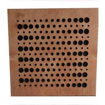 Panele akustyczne, Pochłaniacze dźwięku. 3cm