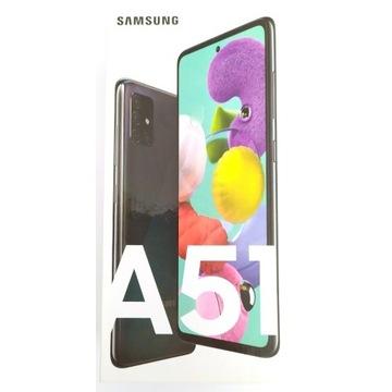Nowy telefon Samsung Galaxy A51 Dual SIM 128GB