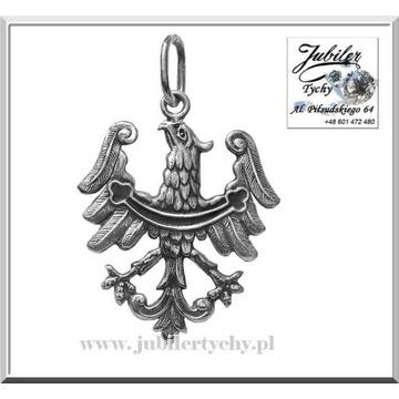 Silesia Srebrny Orzeł Orzełek Śląski Śląsk Herb