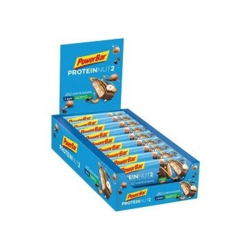 Batony PowerBar PROTEIN PLUS  52% / 17x45g