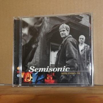 cd450. SEMISONIC FEELING STRANGELY FINE