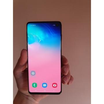 Samsung galaxy s10 zablokowany orange
