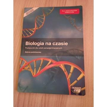 Książka do szkoły z biologii