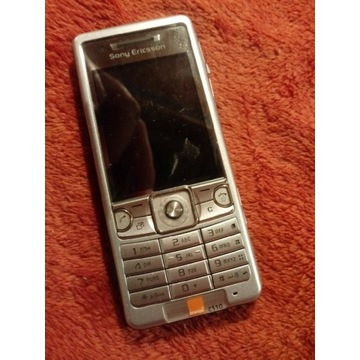 Sony Ericsson C510 Na Czesci
