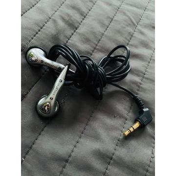 Słuchawki Creative - Douszne srebrno-czarne - Jack