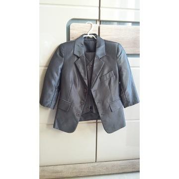 Komplet:garnitur,kamizelka,spodnie r. 92
