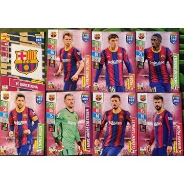 Panini FIFA 365 Adrenalyn 2022 FC Barcelona