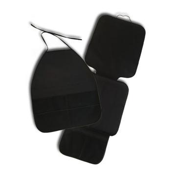 2w1 Komplet Mata pod fotelik + Ochraniacz na fotel