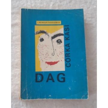 Książka - Dag, córka Kasi