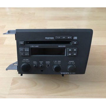 Radio do Volvo S60