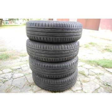 "Felgi z oponami 175/70/14- 14"" 4x100-VW,Hyundai"