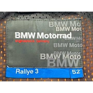 KURTKA BMW RALLYE 3 rozmiar 52