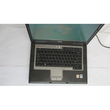 LAPTOP DELL PP04X  80GB HDD  MATRYCA 15,4 SPRAWNY