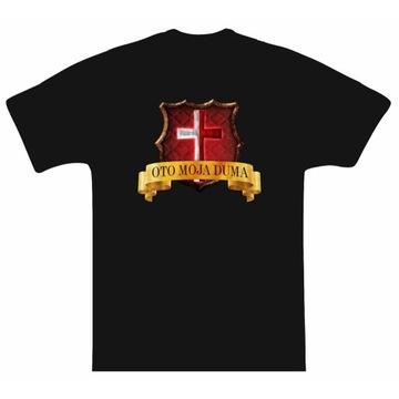 "Koszulka katolicko-patriotyczna ""Oto moja duma"""