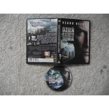 DZIEŃ W KTÓRYM ZATRZYMAŁA SIĘ ZIEMIA ,film (DVD)
