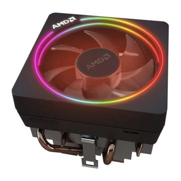 Nowe ORYGINALNE Chłodzenie AMD Wraith Prism RGB