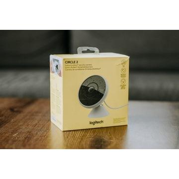 kamera Logitech Circle 2
