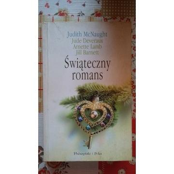 Judith McNaught i inne, Świąteczny romans