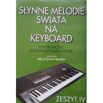 Słynne melodie świata na keyboard cz. 4