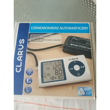 Ciśnieniomierz elektroniczny Clarus
