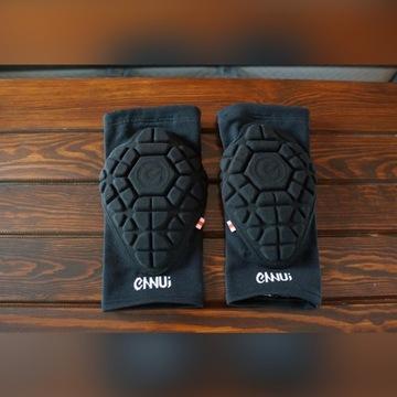 Ennui Shock Sleeve Pro Knee ochraniacze na kolana