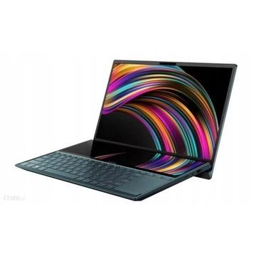 Asus ZenBook Pro Duo 14 i7 16GB etui sklep 7599pln