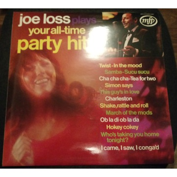 Winyl JOE LOSS PLAYS YOUR ALL-TIME PARTY HITS