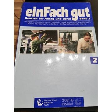 Einfach Gut 2 książka do nauki języka niemieckiego