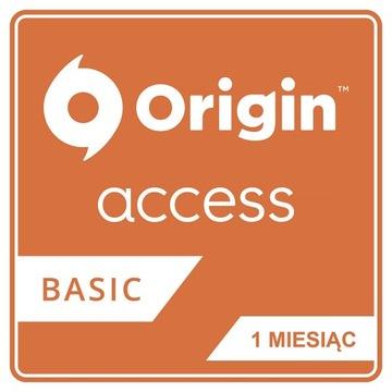 ORIGIN ACCESS BASIC - KLUCZ - 1 MIESIĄC