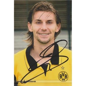 Euzebiusz Smolarek (Borussia) AUTOGRAF