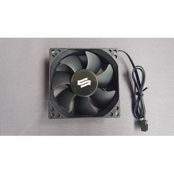 Wentylator PC SilentiumPC 80 x 80 x 25 mm case fan