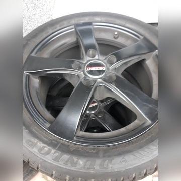 Felgi aluminiowe Dezent 5x120 ET 35
