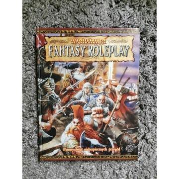 Warhammer Fantasy podręcznik