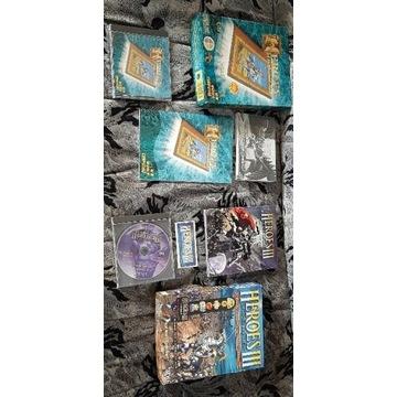 HEROES 2 gry kolekcjonerskie box warto zajrzeć