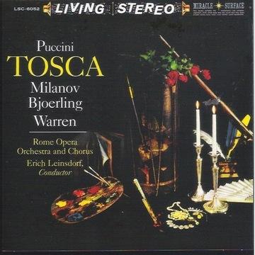 Puccini: Tosca Milanov/ Bjoerling Warren 3CD EMFH