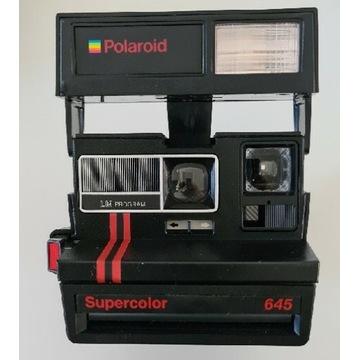 Polaroid Supercolor 645 sprawny!