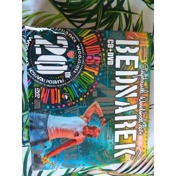 Bednarek przystanek Woodstock 2014 cd i dvd