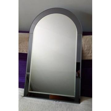 lustro łazienkowe kryształowe