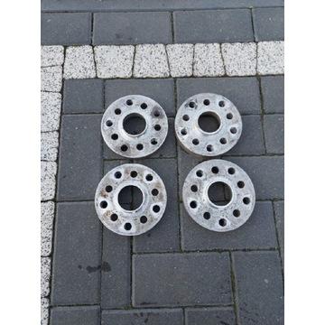 Niemieckie Dystanse SCC SF 2x 25mm 2x 20mm + śruby