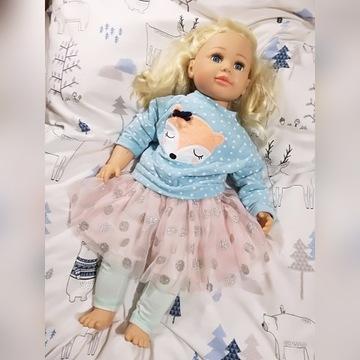 Sliczna lalka sally 63 cm