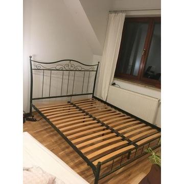 łóżko kute Gracja firmy Kammet 160x200