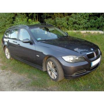 BMW e91 320d  2007 r